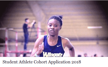 Attention Student-Athletes, Application for 2018 Cohort Now Open!